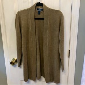 Karen Scott Open Cardigan